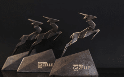 Børsen Gazelle 2018 og 2019